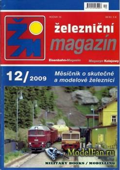 Zeleznicni magazin 12/2009