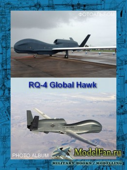 Авиация (Фотоальбом) - Northrop Grumman RQ-4 Global Hawk