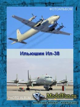 Авиация (Фотоальбом) - Ильюшин Ил-38