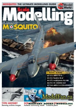 Airfix Model World Special - Scale Modelling Mosquito