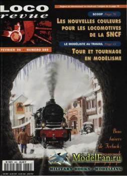 Loco-Revue №589 (February 1996)