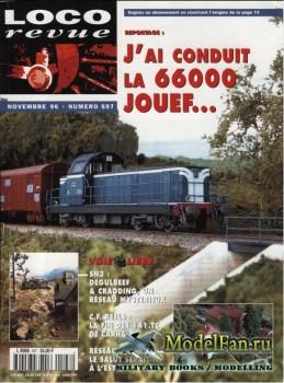 Loco-Revue №597 (November 1996)