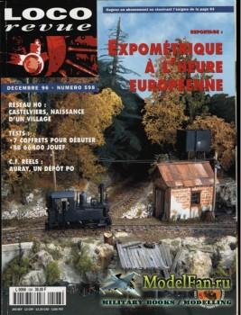 Loco-Revue №598 (December 1996)