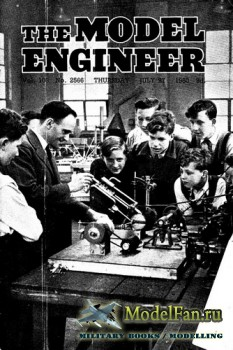 Model Engineer Vol.103 No.2566 (27 July 1950)