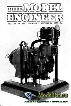 Model Engineer Vol.103 No.2570 (24 August 1950)