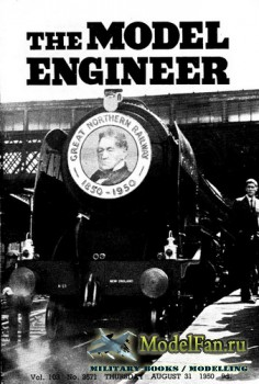 Model Engineer Vol.103 No.2571 (31 August 1950)