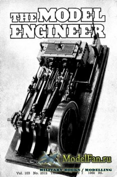 Model Engineer Vol.103 No.2572 (7 September 1950)