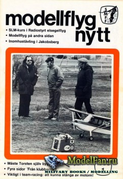 ModellFlyg Nytt №1 (1983)