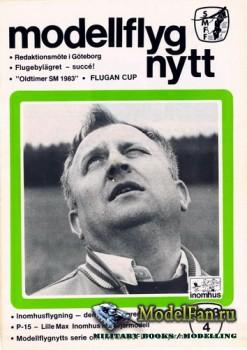 ModellFlyg Nytt №4 (1983)