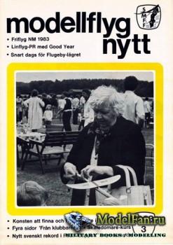 ModellFlyg Nytt №3 (1983)