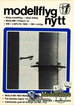 ModellFlyg Nytt №5 (1983)