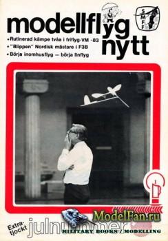 ModellFlyg Nytt №6 (1983)