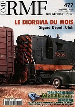 RMF Rail Miniature Flash 477 (April 2005)