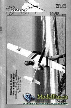 Radio Controlled Soaring Digest Vol.10 No.5 (May 1993)