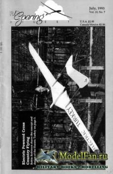 Radio Controlled Soaring Digest Vol.10 No.7 (July 1993)