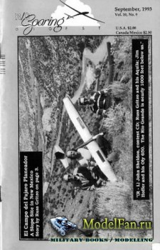 Radio Controlled Soaring Digest Vol.10 No.9 (September 1993)