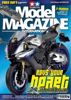 Tamiya Model Magazine International №280 (February 2019)