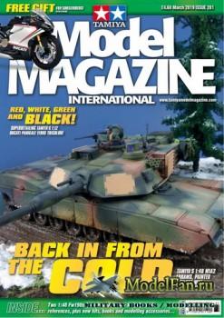 Tamiya Model Magazine International №281 (March 2019)