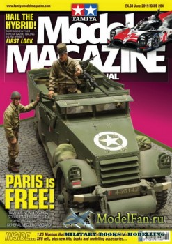 Tamiya Model Magazine International №284 (June 2019)