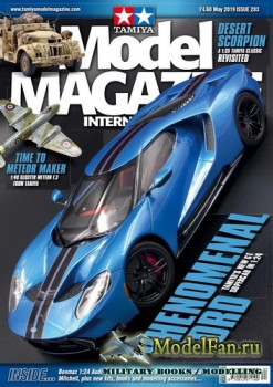 Tamiya Model Magazine International №283 (May 2019)