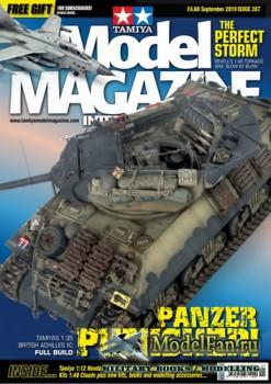 Tamiya Model Magazine International №287 (September 2019)