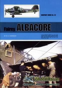 Warpaint №52 - Fairey Albacore