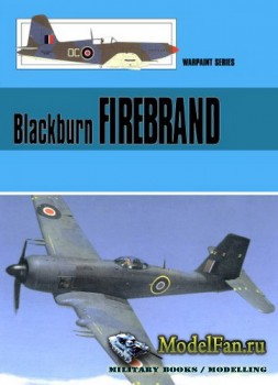 Warpaint №56 - Blackburn Firebrand