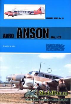 Warpaint №53 - Avro Anson Mks, I-22