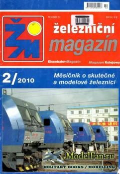 Zeleznicni magazin 2/2010