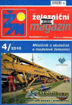Zeleznicni magazin 4/2010