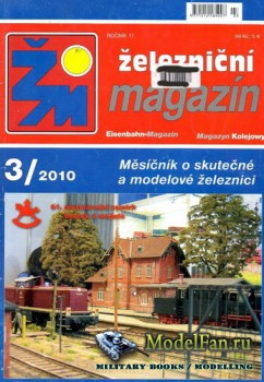 Zeleznicni magazin 3/2010