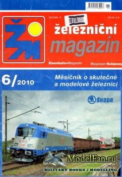 Zeleznicni magazin 6/2010
