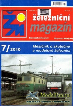 Zeleznicni magazin 7/2010