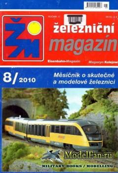Zeleznicni magazin 8/2010