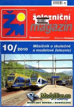 Zeleznicni magazin 10/2010