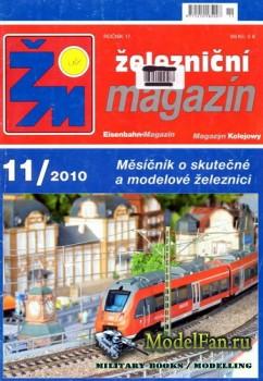 Zeleznicni magazin 11/2010
