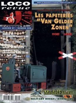 Loco-Revue №599 (January 1997)