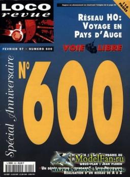 Loco-Revue №600 (February 1997)