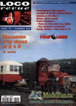Loco-Revue №602 (April 1997)
