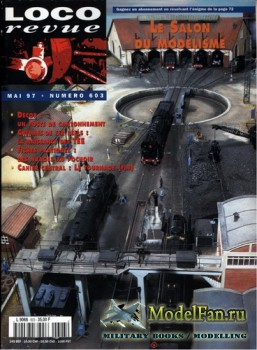 Loco-Revue №603 (May 1997)