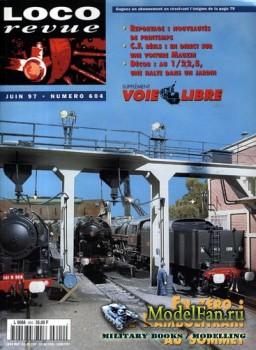 Loco-Revue №604 (June 1997)