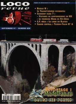 Loco-Revue №606 (September 1997)