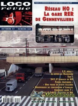 Loco-Revue №607 (October 1997)