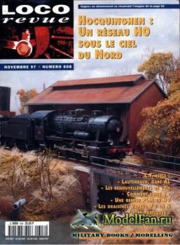 Loco-Revue №608 (November 1997)