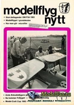 ModellFlyg Nytt №1 (1984)