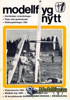 ModellFlyg Nytt №2 (1984)