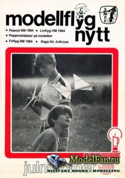 ModellFlyg Nytt №6 (1984)