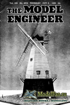 Model Engineer Vol.103 No.2576 (5 October 1950)