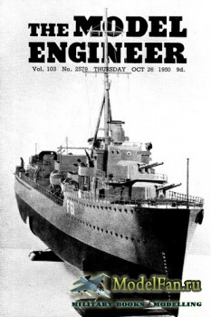 Model Engineer Vol.103 No.2579 (26 October 1950)