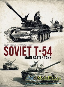 Osprey - General Military - Soviet T-54 Main Battle Tank